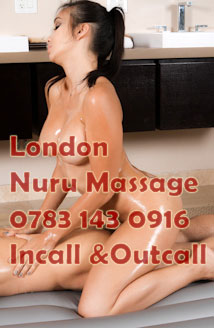 nuru massage in London, Uk