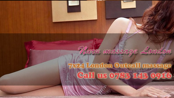Outcall nuru massage London